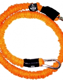 Orange Resistance Band 80lb – Each